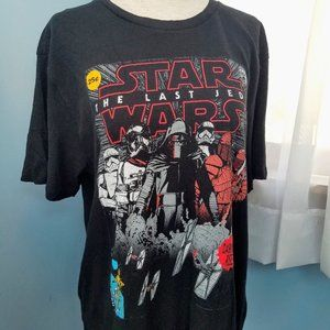 Old Navy Star Wars The Last Jedi T-shirt